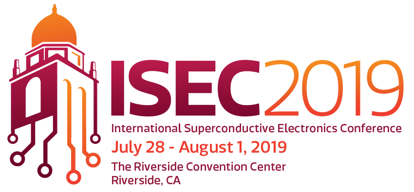 International Superconductive Electronics Conference (ISEC) 2019