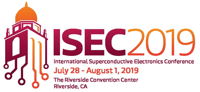 International Superconductive Electronics Conference (ISEC) 2019