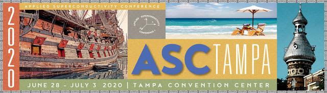 Applied Superconductivity Conference (ASC 2020)
